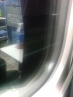 新幹線です